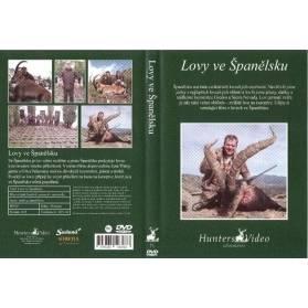 Lovy ve Španelsku DVD