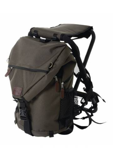Bearhunter ruksak so stoličkou