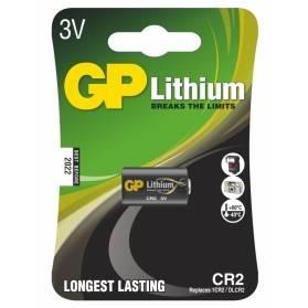 Fotobatéria GP líthiová CR2