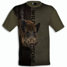 Tričko Wildzone Diviak