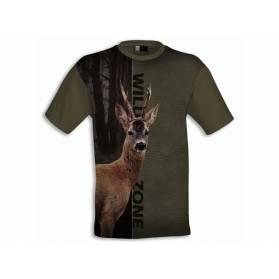 Tričko Wildzone Srnec