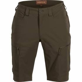 Härkila Trail shorts - kraťasy Willow green