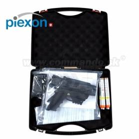 JPX4 JET DEFENDER LASER + zásobník, plast. Kufrík