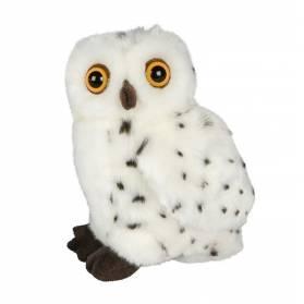 Plyšová hračka Sova snežná