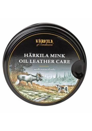 Mink oil leather care - starostlivosť o kožené výrobky