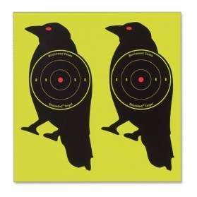 Vrana samolepiace terče Shoot•N•C® 12 ks