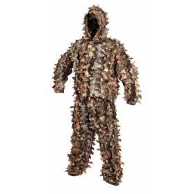 LLCS Ghillie Suit 3D maskovaný komplet