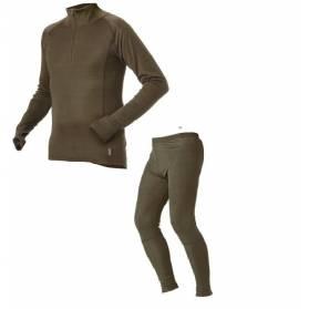 Hester komplet spodné oblečenie spodky a tričko na zips