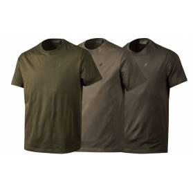 Tričko Seeland s krátkym rukávom 3 ks v balení (3 farby)