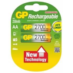Nabíjacia batéria GP 2700 mAh AA NiMH / 2 ks