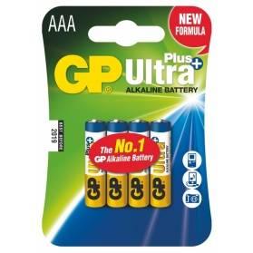 Batéria GP Ultra+ alkalická AAA / 4 ks