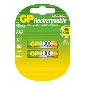 Nabíjacia batéria GP 1000 mAh AAA NiMH / 2 ks