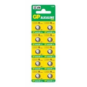 Batéria GP alkalická 186 / 10 ks