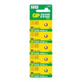 Batéria GP oxid striebra 392 / 5 ks