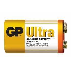 Batéria GP Ultra alkalická 9 V