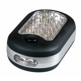 Malé LED svietidlo plastové