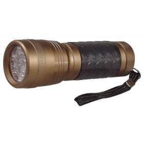 Svietidlo 14 LED diód 3 x AAA