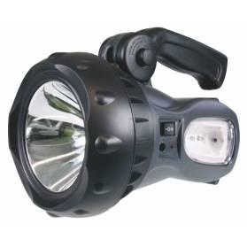 Nabíjacie svietidlo s halogénovou žiarovkou + 2 x LED