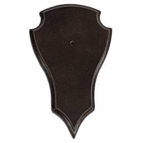 Podložka pod trofej - srnec 20 x 13 dark wood