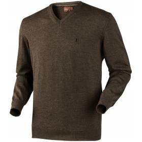 JARI pulóver hnedý