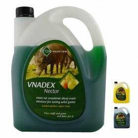 Vnadidlo na divú zver Vnadex Nectar 4 kg