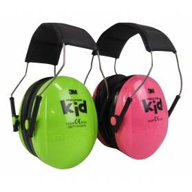 Detské chrániče sluchu 3M PELTOR