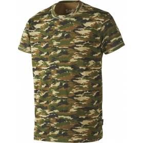Speckled Camo tričko s krátkym rukávom