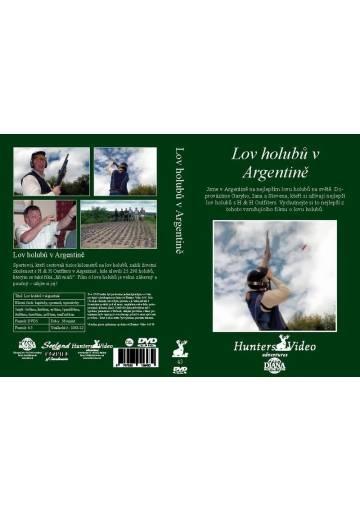 Lov holubů v Argentině DVD