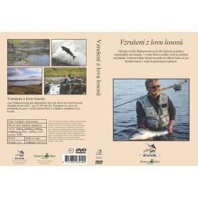 Vzrušení z lovu lososů DVD