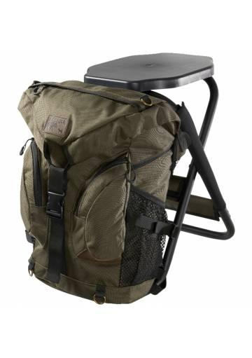Härkila Tornio 25 L ruksak so stoličkou