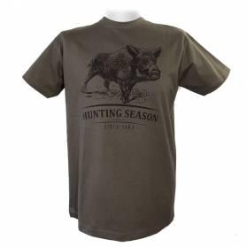 Tričko Akah Hunting diviak