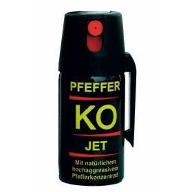 Obranný sprej PEPPER KO JET 100 ml