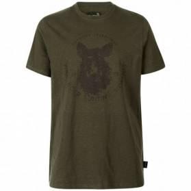 Tričko Seeland Flint T-Shirt Dark Olive