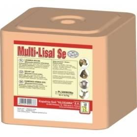 Soľ minerálna ružová Multilisal 10 kg - len osobný odber na predajni!