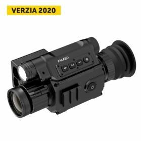 Nočné videnie 2v1 (režím Deň/Noc) - zameriavač a monokulár Pard NV008P LRF Verzia 2020 (verzia plus s diaľkomerom!) + Power bank