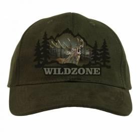 Šiltovka Wildzone - jeleň