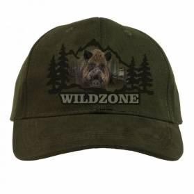 Šiltovka Wildzone - diviak