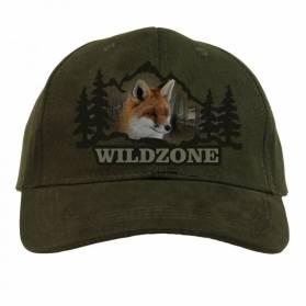 Šiltovka Wildzone - líška