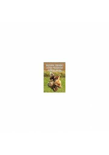 Skúšobné poriadky a chov poľovných psov do vrecka