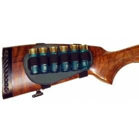 Púzdro na brokove náboje na pažbu Zubíček
