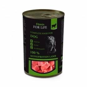 Fitmin For Life Jahňacia konzerva pre psov 400 g
