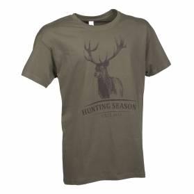 Tričko AKAH Hunting - Jeleň