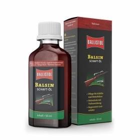 Olej Ballistol Balsin červenohnedý 50ml