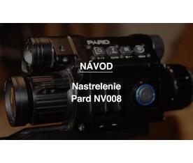 Nastrelenie Pard NV008